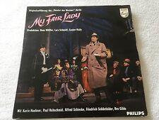 """MY FAIR LADY Originalaufführung des """"Theater des Westens"""", Berlin, 1962 Vinyl-LP"""