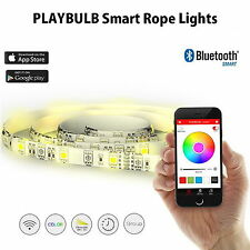 PLAYBULB Comet Smart Rope Strip Flexible LED Lamp Light RGB Christmas Decoration