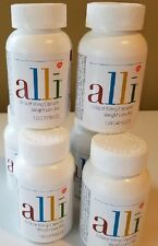 Alli Orlistat Weight Loss Caps, 720 Ct, Refill, Exp. 2018,  Sealed, Read Listing