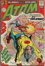 "Atom #36 - Golden Age Atom Crossover ""Duel Between The Dual Atoms!"" - (5.5)WH"