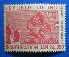 1950 INDIA 2A SCOTT# 227 S.G.# 329 UNUSED  CS11506