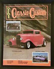 Classic & Custom Magazine - June 1981 - Colorado Coupe - Lew-Down Le Sabre