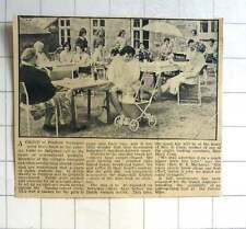 1963 Teenagers Experienced Catering Trade One Day Snack Bar Pendeen Fundraiser