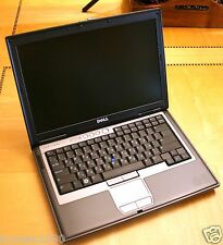 Dell Latitude D620 Laptop Computer Ubuntu Linux Intel Dual Core WiFi 500GB HD