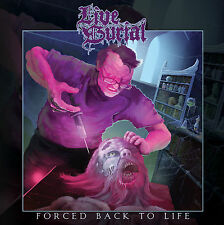 Live Burial - Forced Back To Life, Black Edition (UK), LP (Death Metal, Asphyx)