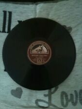 Water Boy (Convict Song) Paul Robeson Vintage 78 Record .. His Masters Voice
