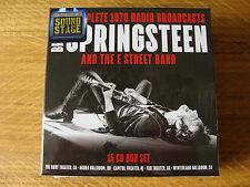 CD Box Set: Bruce Springsteen : Complete 1978 Radio Broadcasts : 15 CDs Sealed