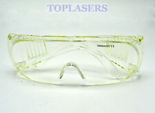 EP-4-6 10600nm CO2 10.6um Laser Protection Goggles Safety Glasses OD5+ CE