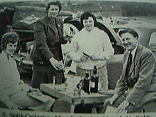 1961 picture quorn hunt miss s smith-carington mrs r leader