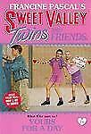 Yours for a Day (Sweet Valley Twins)-ExLibrary