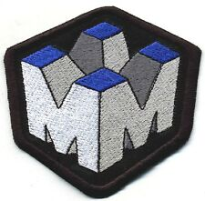 "Fringe [TV] MASSIVE DYNAMICS 3.25"" Embroidered Iron-On Patch"
