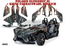 AMR Racing DECORO GRAPHIC KIT POLARIS Slingshot SL WORLD era 2/ww2 B