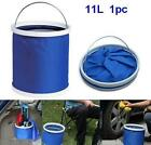 Collapsible Bucket Barrel Water Container Outdoor Camping Fishing Car Folding