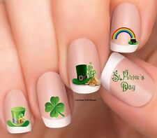 St. Patrick's Day Nail Art Decal