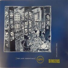 The Jazz Essentials: Singers (Verve) by Various Artists (CD 1992)  VG++ 9/10