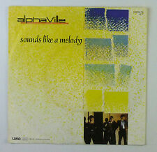 "7"" Single - Alphaville - Sounds Like A Melody - S761 - washed & cleaned"