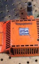 Husqvarna 254 XP small rectangle Decal Chainsaw Reproduction