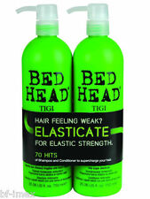 TIGI Bed Head ELASTICATE STRENGHTHENING Shampoo Conditioner Tween Duo (2x750ml)