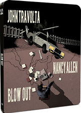 BLOW OUT [STEELBOOK] - BLU-RAY - REGION B UK
