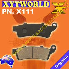 Front Brake Pads Honda NSS250 NSS 250 Forza MF 04 06