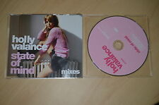 Holly Valance - State of mind. Promo. 4 tracks. CD-Maxi (CP1706)