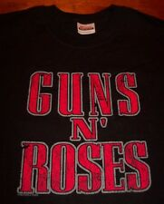 VINTAGE STYLE GUNS N ROSES Band T-Shirt 2XL XXL NEW