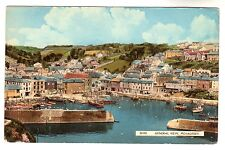 Mevagissey - Photo Postcard 1963
