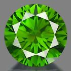 FIERY 1.63 Cts WOW SPARKLING FANCY AAA GREEN COLOR NATURAL LOOSE DIAMONDS SI1