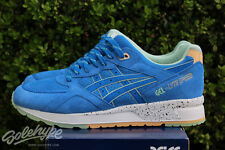 ASICS GEL LYTE SPEED SZ 9.5 CLASSIC BLUE EASTER PACK H615L 4242