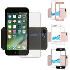 FULL CURVED CLEAR TEMPER GLASS HD SCREEN PROTECTOR FR IPHONE 7 PLUS MOBILE PHONE