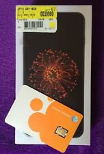 NIB Apple iPhone 6 Plus - 16GB - Space Gray AT&T Smartphone - Factory Sealed NEW