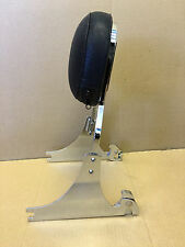 USED Detachable Sissy Bar Passenger Backrest - Harley Softail 200mm Rear Tire