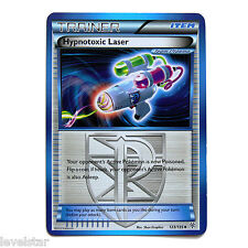HYPNOTOXIC LASER 123/135 BW Plasma Storm PLS Used Pokemon Trainer Card