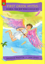 ICARUS, THE BOY WHO COULD FLY SAVIOUR PIROTTA 9781843627852