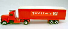 "Superfast Two-Pack 24A Peterbilt Box Truck ""Firestone"""