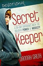Secret Keeper Devotional : A 30-Day Experience with the Delicate Power of...
