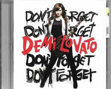 CD ALBUM 11 TITRES--DEMI LOVATO--DON'T FORGET--2008