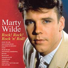 Marty Wilde – Rock! Rock! Rock N Roll CD