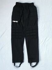 Reusch Padded Soccer Goalkeeper Pants Size YL Youth Large Black Color SXS