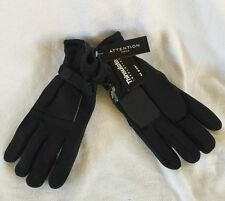 Attention Mens Thinsulate Gloves, One Size Fits Most, NWT