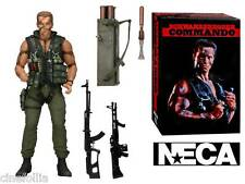 Action figure Commando John Matrix 30th Anniversary 7-Inch 18 cm Neca