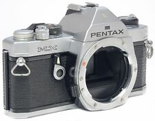 Pentax MX - New Seals -