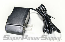 Replacement 9V 1A 1.2A Power Supply Adapter Charger Cord Wall Plug Sega Genesis