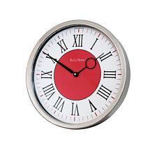 Roco Verre Moderno Clasico Romano Pulidos Entubado Reloj De Pared
