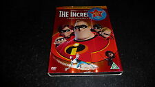 DISNEY PIXAR : THE INCREDIBLES (2 DISC SPECIAL EDITION) - FAST/FREE POSTING.
