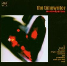 THE TIMEWRITER = resensed part one = PLASTIC CITY = HOUSE TECH HOUSE GROOVES !!