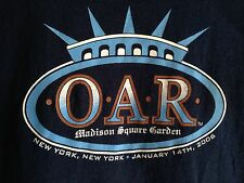 O.A.R. Madison Square Garden New York 2006 Concert Tour T-Shirt Of A Revolution