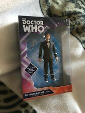Doctor Who 10th Dottore in smoking 5.5 INCH FIGURE SET