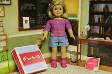 "American Girl ""Sparkly Camp Outfit"" - COMPLETE - SOLD OUT - NIB"