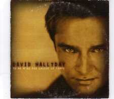 David Hallyday - Tu Ne M'As Pas Laissé Le Temps - CDS - 1999 - Pop Chanson